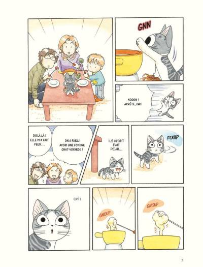 CHI - UNE VIE DE CHAT (GRAND FORMAT) #14