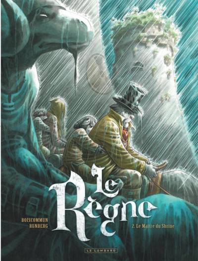 LE REGNE #2: LE MAITRE DU SHRINE