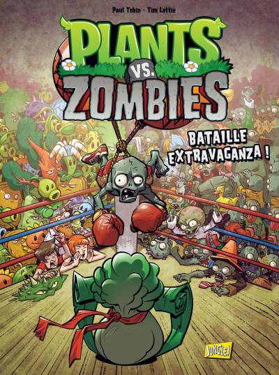 PLANTS VS ZOMBIES #7: BATAILLE EXTRAVAGANZA !