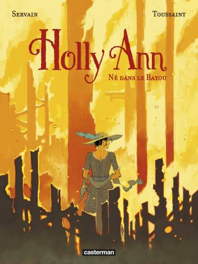 HOLLY ANN #3: NE DANS LE BAYOU