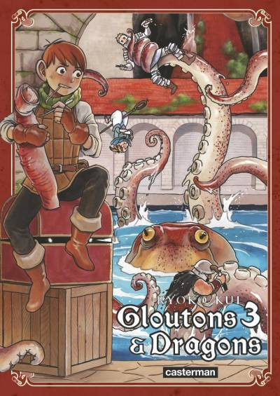 GLOUTONS ET DRAGONS #3