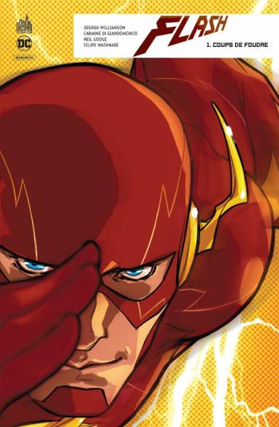 FLASH REBIRTH #1
