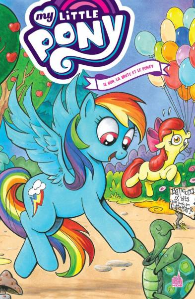 MY LITTLE PONY #4