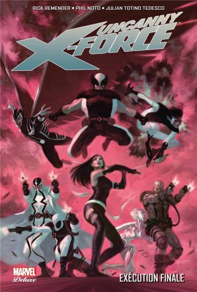 UNCANNY X-FORCE #4: EXECUTION FINALE