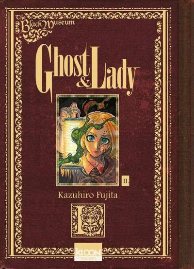 GHOST & LADY #2