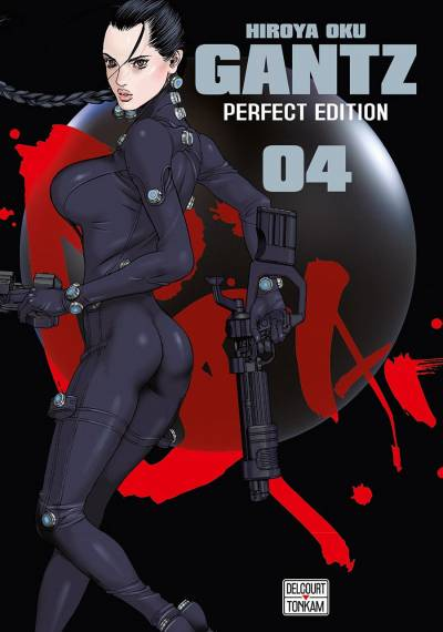 GANTZ #4: PERFECT EDITION