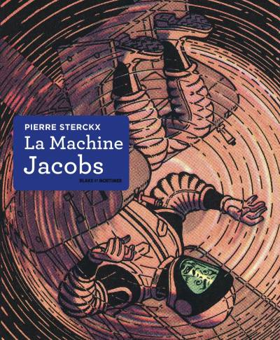 AUTOUR DE BLAKE & MORTIMER #10: MACHINE JACOBS (LA)