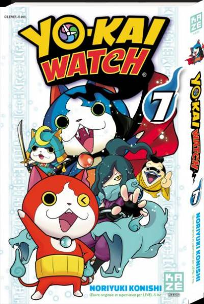 YO-KAI WATCH #7