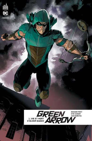 GREEN ARROW REBIRTH #1
