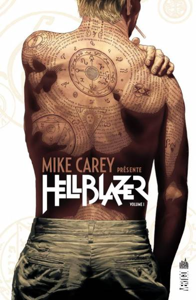MIKE CAREY PRESENTE HELLBLAZER #1