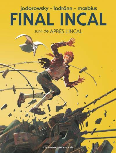 FINAL INCAL: INTEGRALE