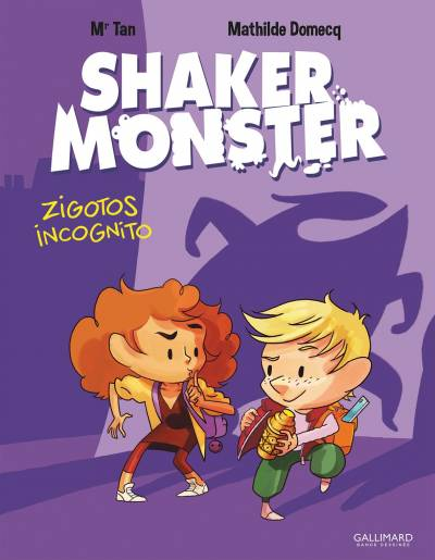 SHAKER MONSTER #2: ZIGOTOS INCOGNITO