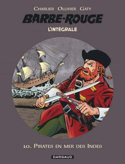 BARBE-ROUGE #10: INTEGRALE