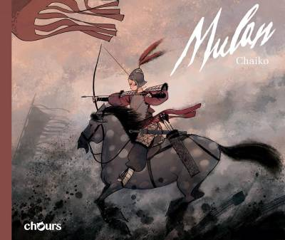 CONTES CHINOIS TRADITIONNELS: HUA MULAN