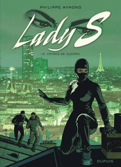 LADY S. #13: CRIMES DE GUERRE