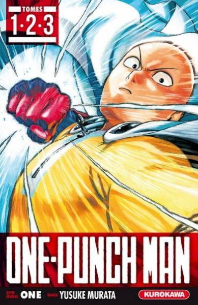 ONE-PUNCH MAN: COFFRET TOMES 1-2-3