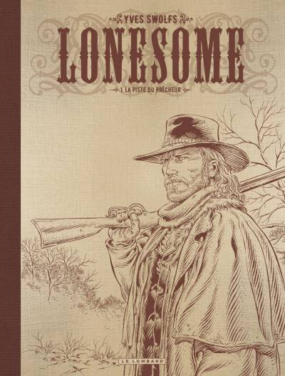 LONESOME #1: LONESOME EDITION NOIR&BLANC