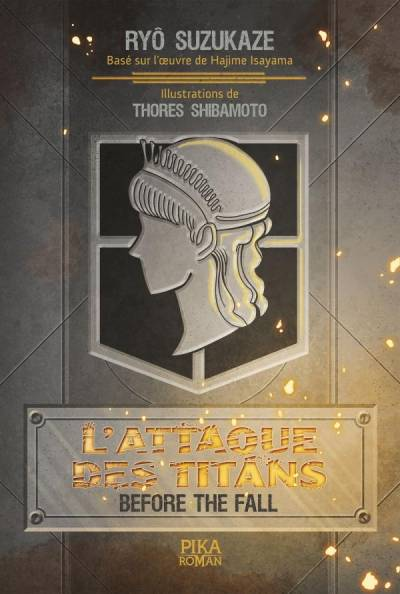 L'ATTAQUE DES TITANS: BEFORE THE FALL