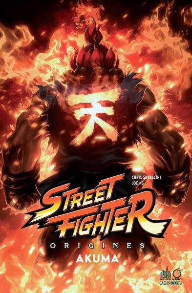 STREET FIGHTER ORIGINES: AKUMA