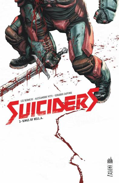 SUICIDERS #2