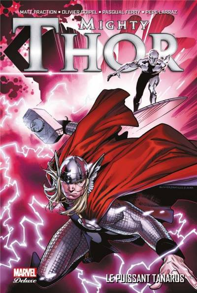 MIGHTY THOR: LE PUISSANT TANARUS