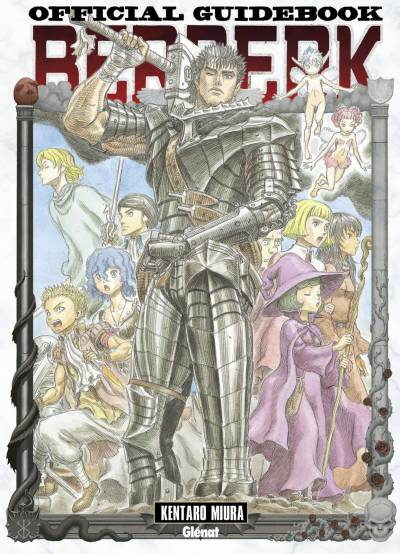 BERSERK: OFFICIAL GUIDE BOOK