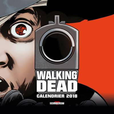 WALKING DEAD: CALENDRIER 2018