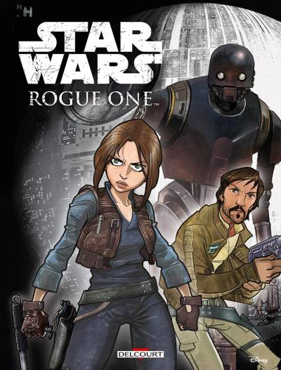 STAR WARS: STAR WARS ROGUE ONE (JEUNESSE)