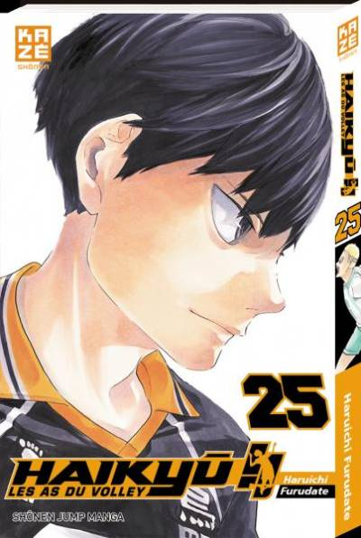HAIKYU!! LES AS DU VOLLEY #25