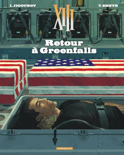 XIII – NOUVELLE COLLECTION #22: RETOUR A GREENFALLS