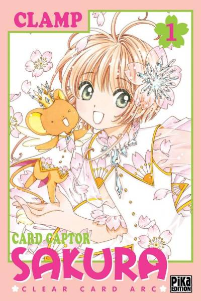 CARD CAPTOR SAKURA – CLEAR CARD ARC #1