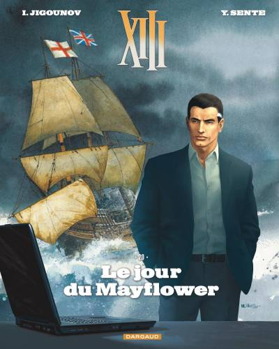 XIII – NOUVELLE COLLECTION #20: JOUR DU MAYFLOWER (LE)