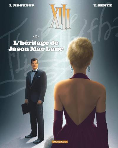 XIII – NOUVELLE COLLECTION #24: L'HERITAGE DE JASON MAC LANE