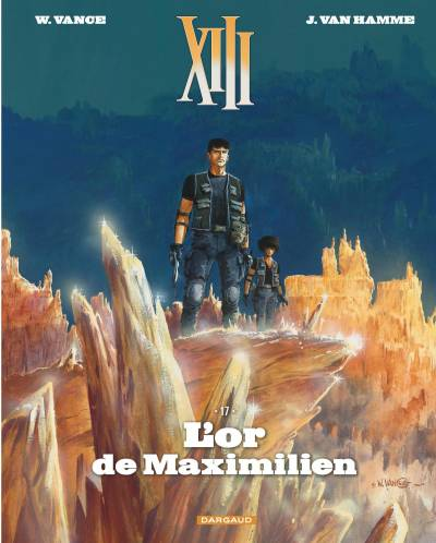 XIII – NOUVELLE COLLECTION #17: OR DE MAXIMILIEN (L')
