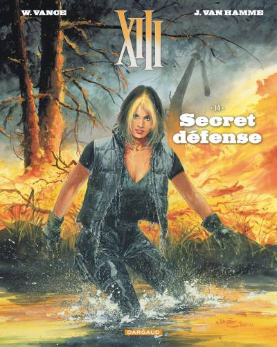 XIII – NOUVELLE COLLECTION #14: SECRET DEFENSE