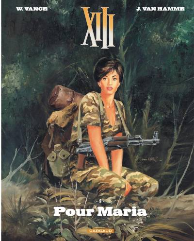 XIII – NOUVELLE COLLECTION #9: POUR MARIA