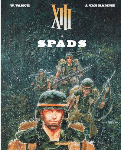 XIII – NOUVELLE COLLECTION #4: SPADS