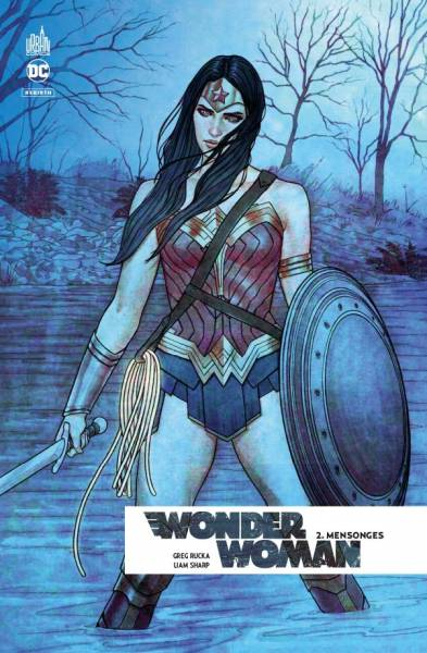WONDER WOMAN REBIRTH #2