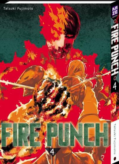 FIRE PUNCH #4