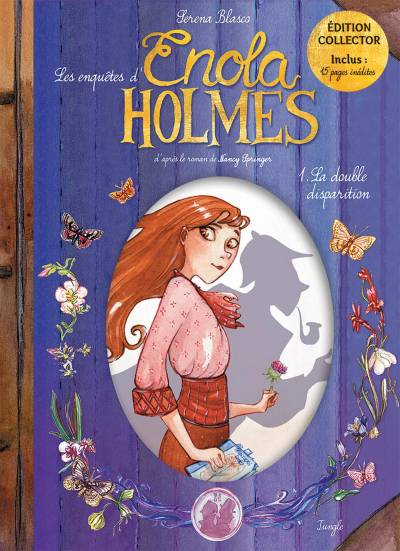 ENOLA HOLMES #1: LA DOUBLE DISPARITION