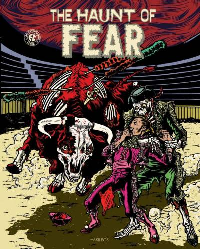 THE HAUNT OF FEAR #2