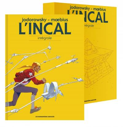 L'INCAL: INTEGRALE SOUS COFFRET