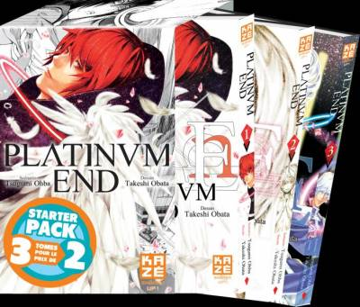 PLATINUM END: STARTER PACK