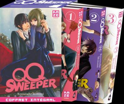 QQ SWEEPER: COFFRET INTEGRAL