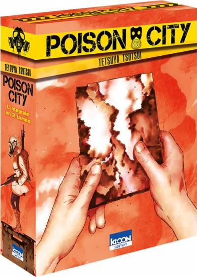 POISON CITY: COFFRET INTEGRALE