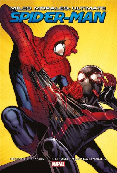ULTIMATE SPIDER-MAN #2: MILES MORALES