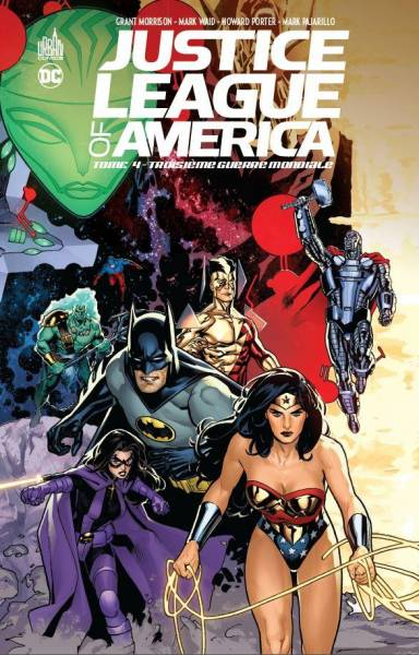 JUSTICE LEAGUE OF AMERICA #4
