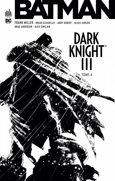 BATMAN DARK KNIGHT III #4