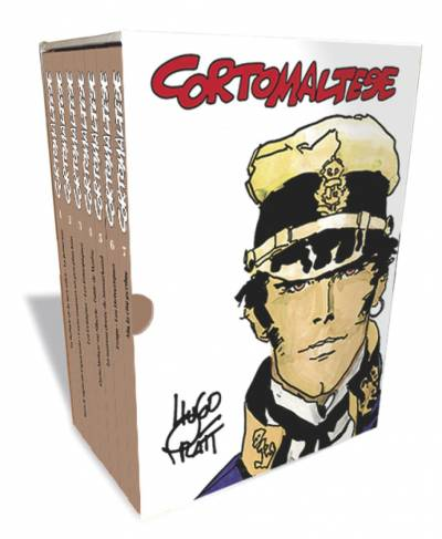 EDITION COULEURS: CORTO MALTESE, L'INTEGRALE