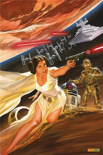 STAR WARS #3: EDITION COMIC CON